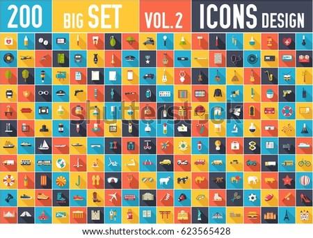 vol 2 flat big collection set