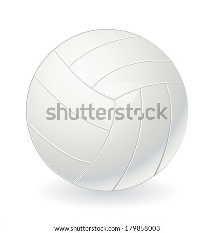 Volley Ball.Vector