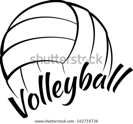 volleyball vectors download free vector art stock graphics images rh vecteezy com volleyball vector image free volleyball player vector free
