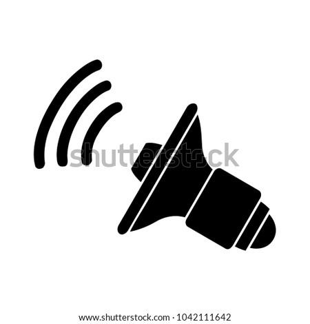 volume flat icon