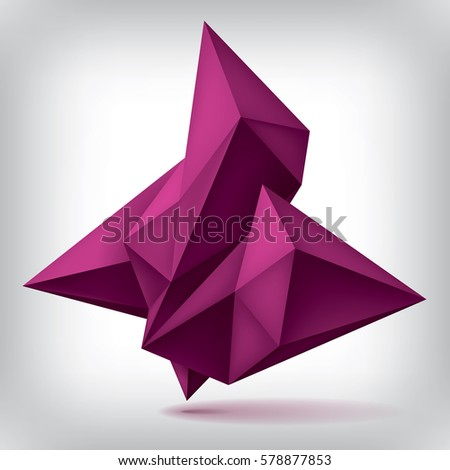 volume geometric shape  3d