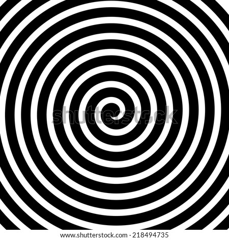 volute  spiral  concentric