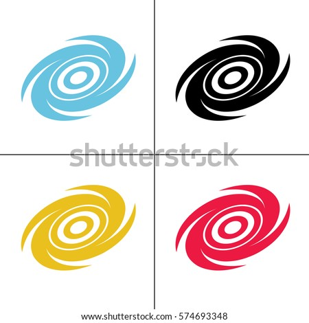 vortex icon vector illustration