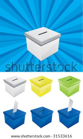 Voting Box 10