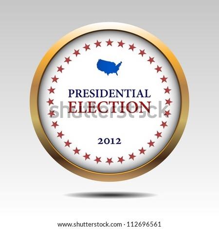 Voting Symbols vector design