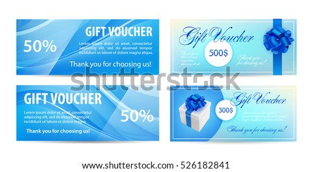 discount coupon design voucher templates download free vector art