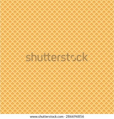 Wafer Pattern : Vector Illustration