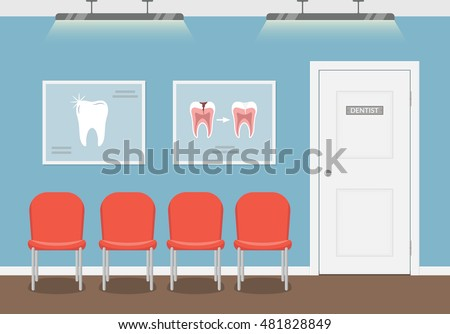 waiting room for patients in