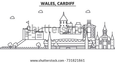wales  cardiff architecture