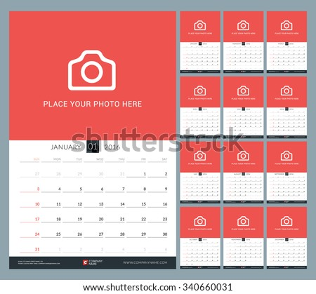 stock-vector-wall-calendar-for-year-vector-design-print-template-with-place-for-photo-week-starts-sunday