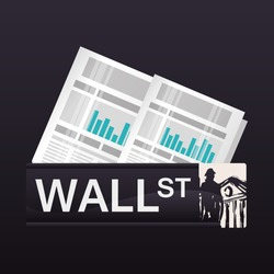 wall street new york statistics economy