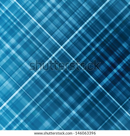 wallace tartan blue background