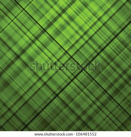 wallace tartan green background