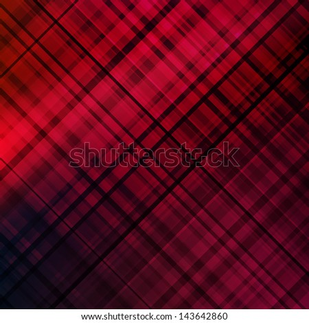 wallace tartan purple