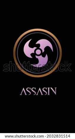 wallpaper emblem assassin