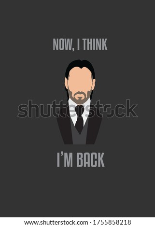 Dampd In Character John Wick Png Stunning Free Transparent Png Clipart Images Free Download