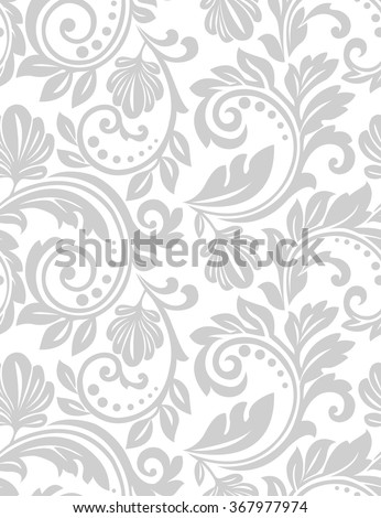 stock-vector-wallpaper-in-the-style-of-baroque-a-seamless-vector-background-gray-and-white-texture-floral