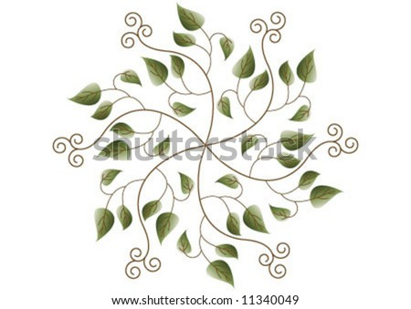 pattern design wallpaper. stock vector : Wallpaper pattern design