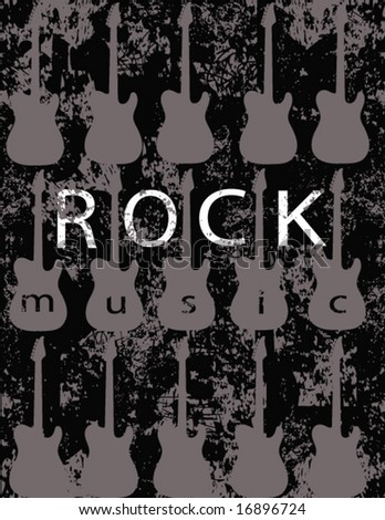wallpaper rock. stock vector : wallpaper. rock