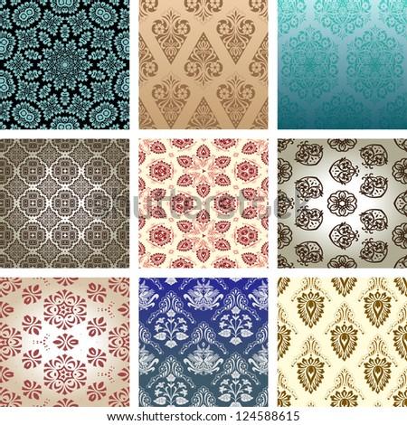 Wallpapers set