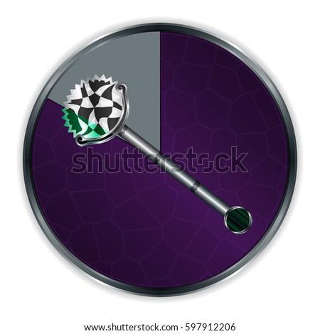 wand in progress frame cartoon