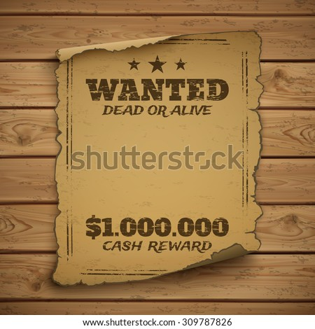 wanted  dead or alive wild