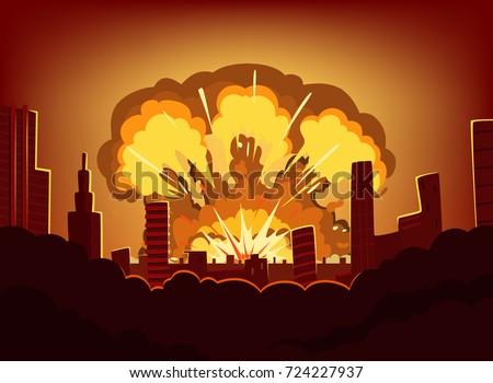 war and damages after big
