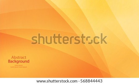 stock-vector-warm-and-orange-color-background-abstract-art-vector