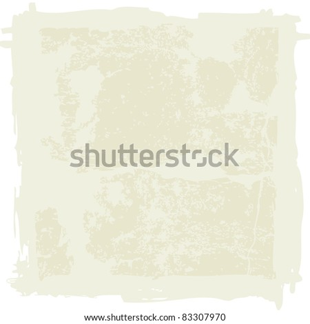 Warm colored background vector