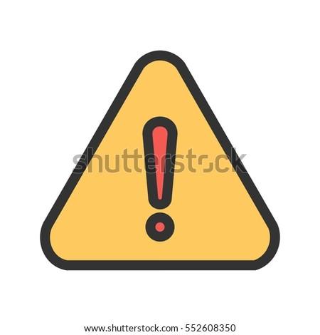 Warning Sign #552608350