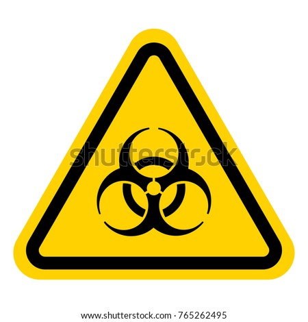 warning sign of virus