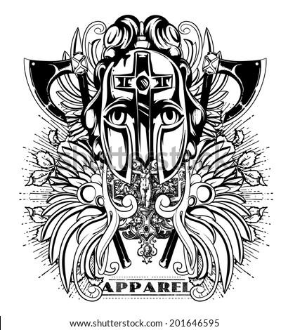 warrior apparel