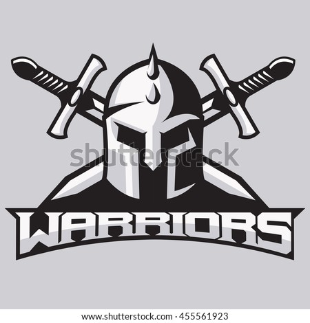 warrior mascot for sport teams