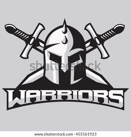 warrior mascot for sport teams