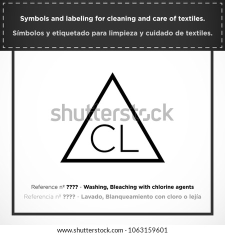Chlorine free vector art 4 free downloads stock vector washing bleaching with chlorine agents pictorial urtaz