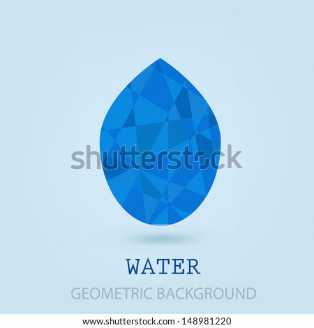 water design background