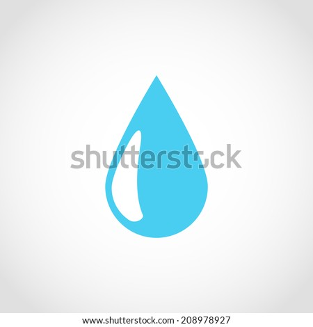 stock-vector-water-drop-icon-isolated-on-white-background