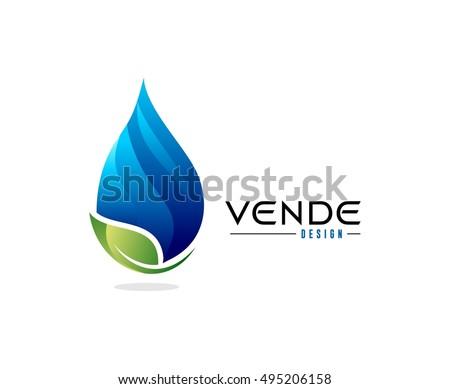 water drop logo download free vector art stock graphics images