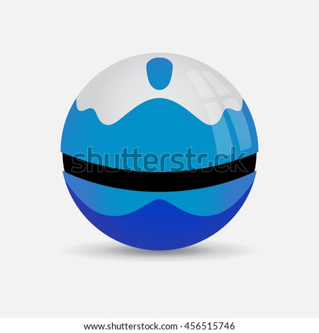 water game ball decoration play