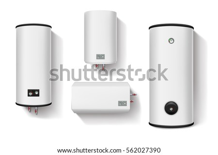 water heater set