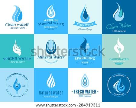 water logos