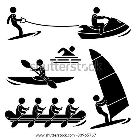 water sea sport surfing