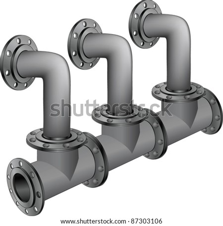 Water, sewer pipes
