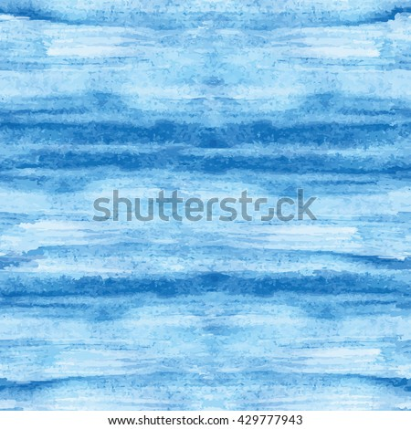 watercolor blue stain seamless