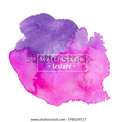 watercolor tag background
