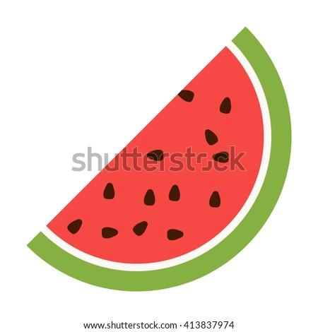 Watermelon icon.