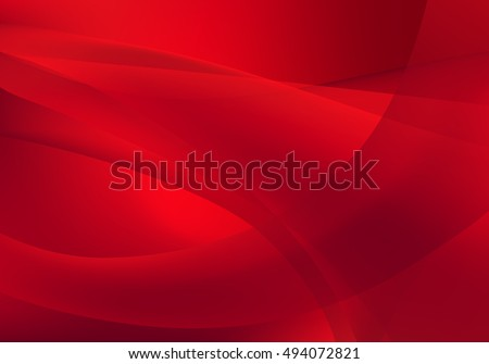 Wave Abstract Backgrounds red - Shutterstock ID 494072821