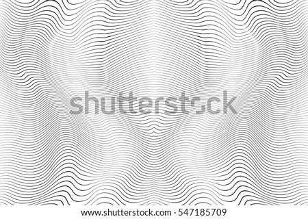 wave stripe background   simple