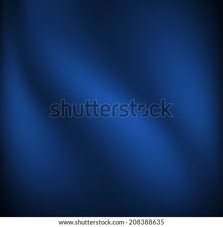 waves on a dark blue fabric