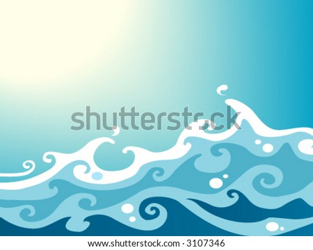Waves - Vector
